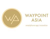 Waypoint Asia: Brand Identity