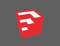 Sketchup model share 9/2014 vol.1 | A+N Studio