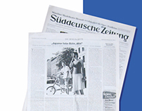 Kolumne Süddeutsche Zeitung