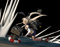 Fleet Collection : Shimakaze