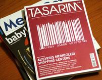 Tasarım Magazine Cover