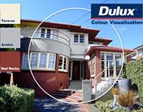 Art Deco Dulux Colour Scheme Visualisation