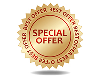 Special offers for restaurants
