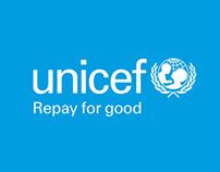 UNICEF – Repay For Good App