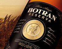 Ron Botran Reserva & Solera, designed by LINEA