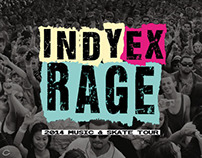 Indy Ex Rage Tour
