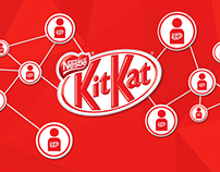 Kit Kat Showreel for Mitosis