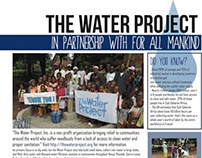 The Water Project info sheet