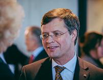 Farewell Ceremony Aalt Dijkhuizen