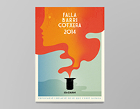 Book cover for Falla Cotxera