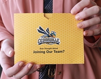Cedarville Athletic Self-Mailer