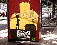 Mc Donald's Campaign Fifa World cup.