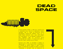 Dead Space infographic