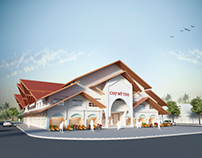 My Tho Market | Dong Thap | MeKong cdc | A+N Studio