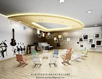 Music Classrooms | A+N Studio