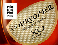 Courvoisier XO, relifted by Linea