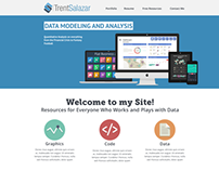 Free Flat Corporate Site