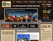 Travel & Tourism Company Website