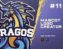 Dragos E Sports Logo