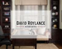 Branding & Print Design - David Roylance