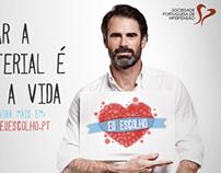 Digital ads - Hypertension campaign
