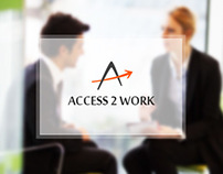 Branding & Web Design - Access 2 Work