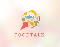 FoodTalk Branding