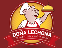 Doña Lechona / piezas POP