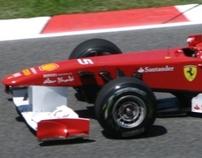 la meva primera experiència F1