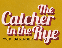The Catcher in the Rye- Redesign