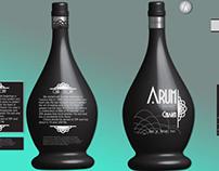Branding a Wine bottle