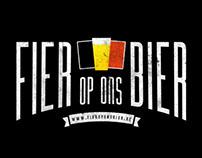 Fier op ons Bier