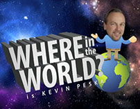 Where in the World is Kevin Peska?