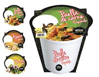 Diseño de Empaque/ Etiqueta de producto alimenticio