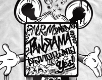 Mickey - Panorama Limited & Tissue Design Collaboration