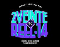 2veinte Reel 2014