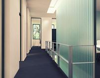 office building, frankenthal 2013