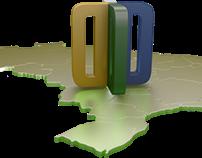 Folder Brasil 4D