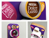 Nestle Dolce Gusto POP Design