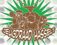 Prijs beste logo Jeugdraad Hasselt 2010