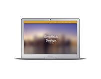Portfolio Web Layout