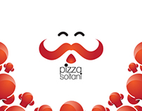 Pizza Soltani (Visual Identity)