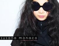 Susana Monaco Fall 2011 Campaign