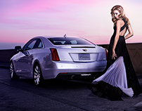 Cadillac ATS Coupe - Cadillac Middle East