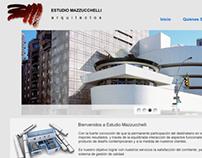 Web arquitectos Uruguay