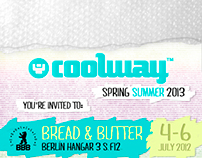 Fair Invitations Design for Coolway