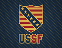US Soccer Federation crest for SB Nation Contest