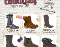 Newsletter Design for Coolway