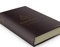 Harry Potter Novel Covers