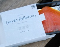 Package design, Northern Seafoods.